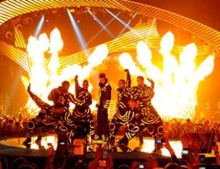 Победители MTV EMA-2011: шоу и красная дорожка