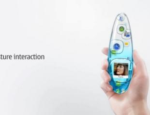 Nokia выпустит гибкий прозрачный телефон