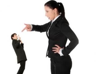 Как правильно критиковать мужчину