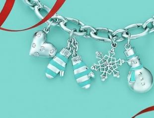 Украшения: зимняя сказка от Tiffany & Cо