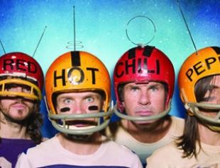 Red Hot Chili Peppers впервые выступят в Украине!