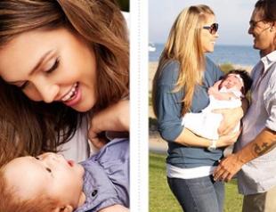 Самые знаменитые младенцы 2011 года