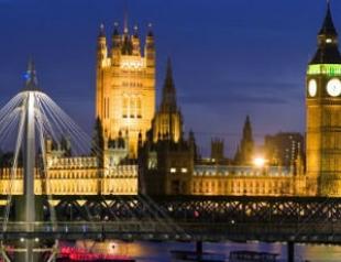 Новый год по-английски: красивые места Лондона