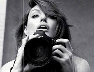 Джоли с новыми фото и откровенным интервью