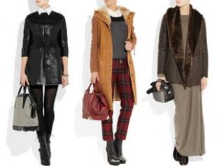 Как подобрать зимнее пальто по типу фигуры?