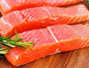 Похудеть за три дня: диета с семгой