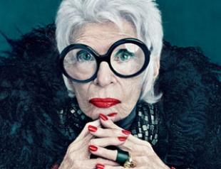 90-летняя бабушка стала лицом косметики MAC