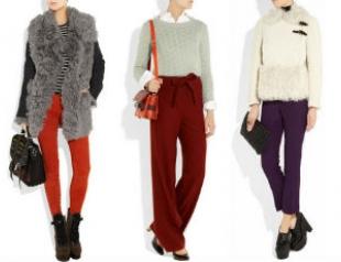 Составляем зимний гардероб: базовые вещи