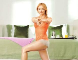 Фитнес дома: упражнения для всех групп мышц