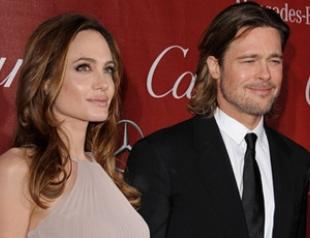 Питт, Джоли и другие на фестивале Palm Springs