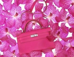 Новая коллекция сумок от Hermès