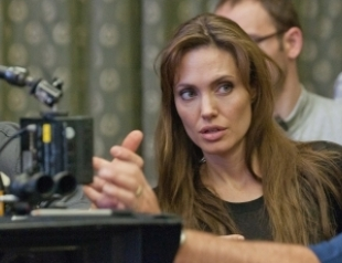 Джоли показала свой фильм на Берлинале