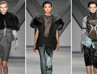 Неделя моды в Нью-Йорке: Vera Wang