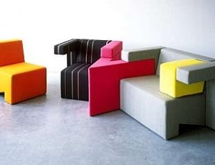 Мебель-тетрис впишется в любой дом