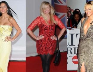 Brit Awards 2012: красная дорожка и победители
