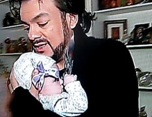 Филипп Киркоров впервые показал дочь