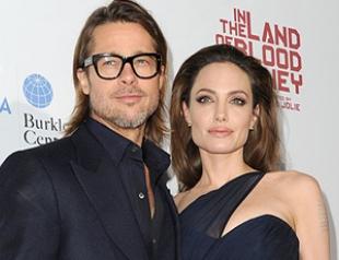 Питт и Джоли готовят свой дом к свадьбе. Фото
