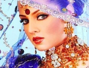 В европейскую моду входит сари