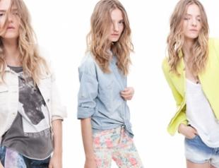 Новая коллекция от Zara TRF