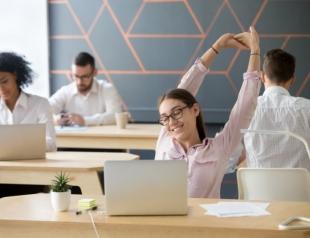 Остеохондроз коварнее, чем кажется: упражнения для офиса