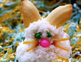 Декор пасхальных кексов для детей: топ 3 идеи