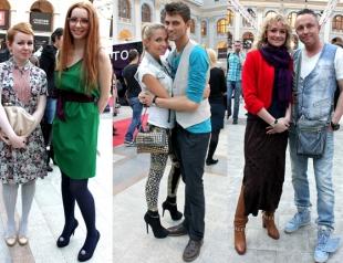 Гости Volvo-Недели моды в Москве. День 3