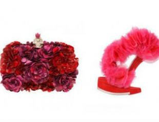 Новая коллекция обуви и клатчей Alexander McQueen