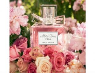 Главные цветы в парфюмерной индустрии