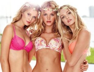 Victoria's Secret представила коллекцию Dream Angel