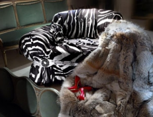 Roberto Cavalli представил коллекцию для дома