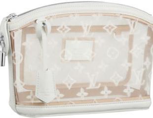 Louis Vuitton выпустил прозрачную коллекцию сумок