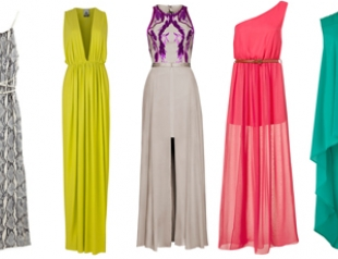 Летний тренд: самые модные макси-платья