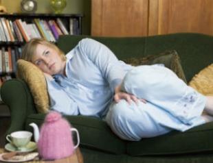 Как избавиться от послеродовой депресси