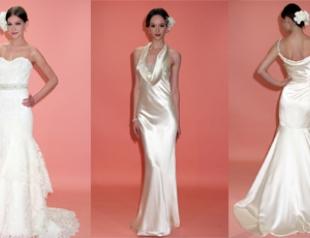 Свадебные платья Badgley Mischka весна-лето 2013