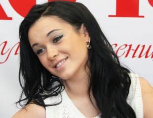 "Мария Яремчук: ""Не стану певицей - уйду в политику"""