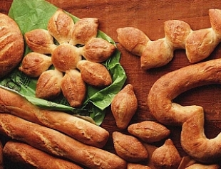 Хлеб фигуре не помеха