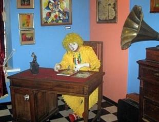 «Дом клоуна» ждет посетителей