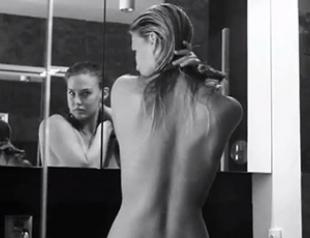 Бар Рафаэли разделась для рекламы собственного белья