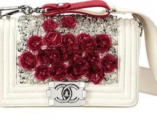 Лукбук коллекции аксессуаров Chanel осень 2012. Фото