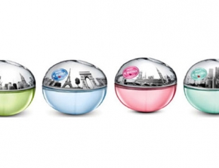Вышла линейка DKNY Be Delicious Hearts The World