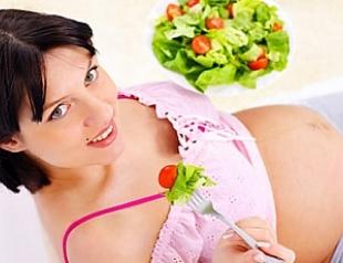 Как питаться во время беременности?