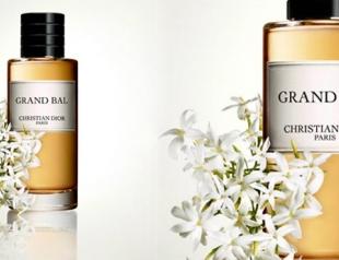 Christian Dior представил новый аромат Grand Bal