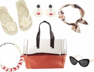 H&M выпустил коллекцию пляжной одежды