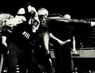 Появились первые фото с репетиции тура Мадонны