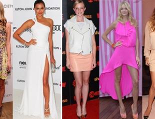 Звездная мода: главные тренды лета 2012