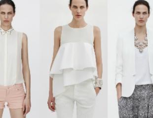 Бренд Zara представил июньскую коллекцию