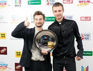 """""""Муз-ТВ 2012"""": красная дорожка, победители, скандалы"""