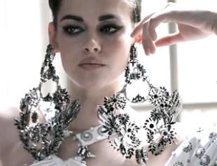 Богемная Кристен Стюарт в роскошной фотосессии. Фото