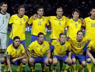 Знакомимся с командами-участницами Евро: Швеция