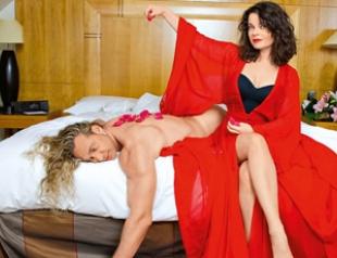 Наташа Королева и Тарзан в романтической фотосессии